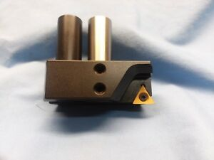 Boring Head Attachment 3 0 Adjustable Fit criterion Mill Cnc Indexable