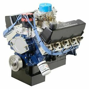 Ford Performance M 6007 572df Big Block Ford 572 Ci Crate Engine 655 Hp 710 Ft