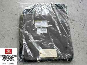 New Oem Toyota Camry 2007 2011 Brown bisque Floor Mats And Clips
