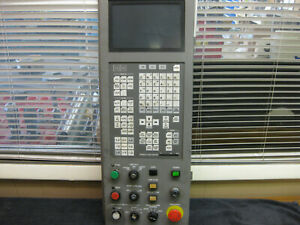 Brother Cnc Operators Control Panel With Display working Screen