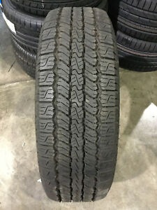 2 New P 265 70 17 Dunlop Radial Rover H T Tires