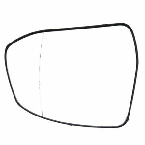 Right Offside Heated Wing Door Mirror Glass Back Plate For Ford Mondeo Focus Ii