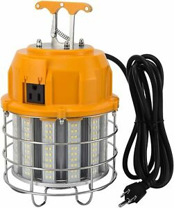Agenda Worklite 60 Watts Led Temporary High Bay Work Light Fixture Ul Listed