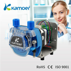 Kamoer Kcm odm 12v 24v Mini Peristaltic Pump Head With Tube Small Flow