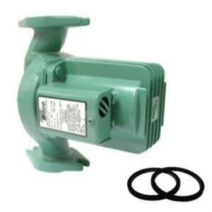 Taco 0012 f4 Cast Iron Circulating Pump With 1 1 2 Flanges