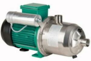 Wilo 4107989 Mp 30 04 Horizontal Multistage Pump
