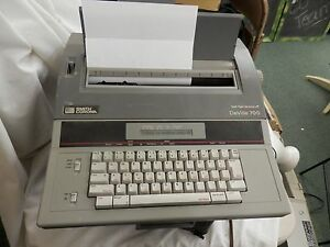 Smith Corona Sepp Right Dictionary Deville 700 Memory Typewriter 5f Works