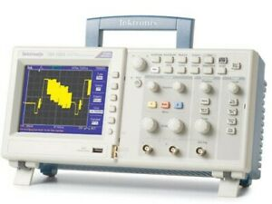 New Tektronix Tbs1102x Digital Storage Oscilloscope 100mhz Bandwidth 2gs s Sam