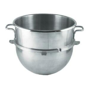 60 Qt Stainless Steel Mixer Bowl For Hobart Mixers