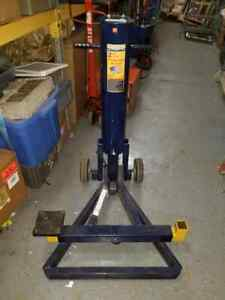 New Hein Werner 2 1 2 Ton End Lift Pneumatic Jack Hw93696a Air Operated