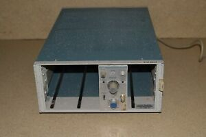 Tektronix Tm503 Chassis W Am503 Am 503 Current Probe Amplifier Plug In