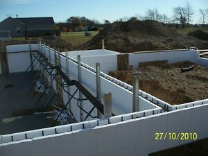Belco Insulated Concrete Forms 5 Or 7 build Your Energy Efficient Dream Home