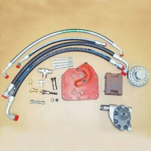 Reconditioned Gear Pump Conversion Kit With Pump International 3588 3388 3788