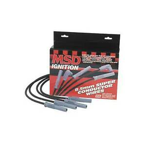 Msd 31193 Black 8 5 Wires Universal Multi angle