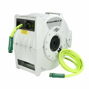 Legacy L8340fz Retractable Water Hose Reel With Levelwind Technology 1 2 X 70