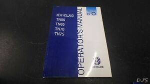 New Holland Tn55 Tn65 Tn70 Tn75 Tractor Operators Manual 2nd Edition Dn311 15