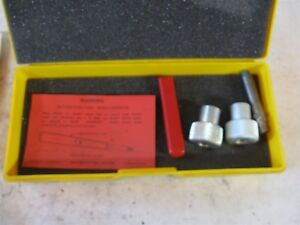Kent Moore J 29079 Gm Diesel Injector Nozzle Tester Adapter Nice Cool Wow