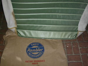 Amc Rambler Wagon Third Seat Upholstery Late 1960 s