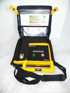 Physio Control Lifepak 500 Battery Included No Pads Included
