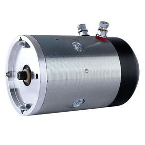New Electric Motor Fits Buyers Curtis Snow Plow P46340 222423 Amt0097 Fn20001n