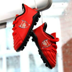 Arsenal F C Boot Car Hanger Football Official Mirror Team Mini Boots