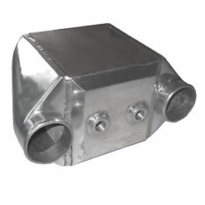 Massive Liquid To Air Intercooler 17 X12 25 X9 4 Same Side Inlet Outlet