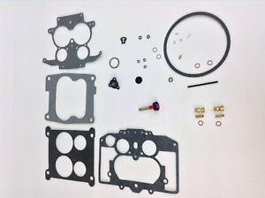 Carter Thermoquad Comp Series 4bbl Carburetor Kit 850 1000 Cfm 4846s 4847s