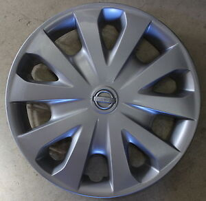 Genuine Nissan Versa Hub Cap 12 13 14 15 16 15 Wheel Cover Original Hubcap