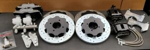Datsun 240z 260z 280z New Front Rear Wilwood Brake Kit W Master E Brake