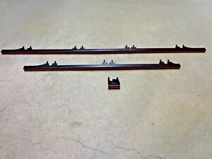 1970 Plymouth Cuda Red Grill Bars