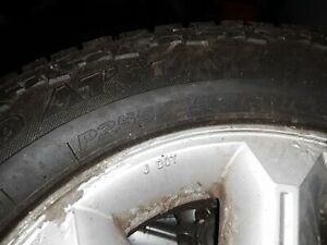 Used Tires 255 65 R16 Set Of 4