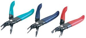 3pc Fuel Line Coupling Disconnect Removal Pliers Tool Set Car Garage Repair Tool