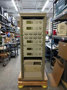 Newport 9016 8510d 8350 At415832374 Laser Diode Burn in Life Test System