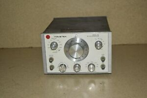 ss Wavetek Model 142 Hf Vcg Generator hd