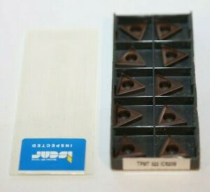 Tpmt 322 Ic520m Iscar 10 Inserts Factory Pack