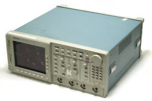 Tektronix Tds754a Oscilloscope 500mhz 4ch Options 13 1f 1m 2f