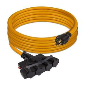 Firman 1120 Power Cord L14 30p 30 amp To 5 20rx4 25 foot