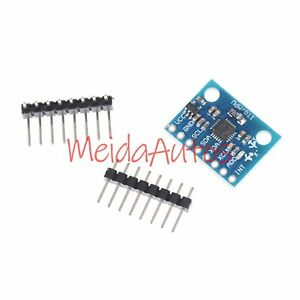 1pcs Gy521 Mpu 6050 6dof 3 Axis Gyroscope accelerometer Module For Arduino Diy