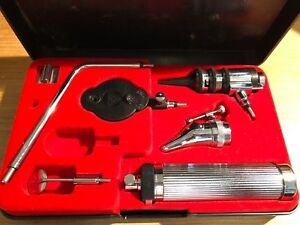 Riester Uni Diagnostic Set Otoscope And Ophthalmoscope