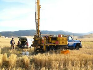 Geotechnical Environmental Soil Sampling Drilling Rig
