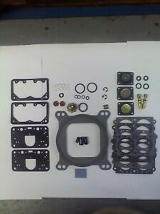 Holley Model 4150 Double Pumper Carburetor Rebuild Kit Aed Demon Qft