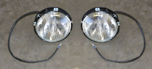 Classic Mini Front Headlight And Turn Signal Assemblies Cooper S 1275 998 1071