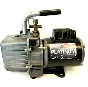 Jb Industries Dv 200n 7 Cfm 2 Stage Platinum Deep Vacuum Pump Made In Usa