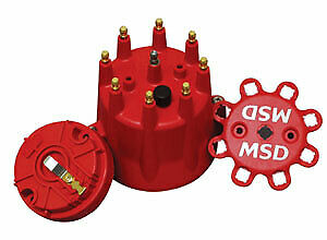 Msd 84335 Cap Rotor Kit Includes 8433 8467