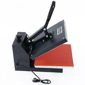 15 x15 digital Heat Press Machine For T shirts Transfer Sublimation High Quality