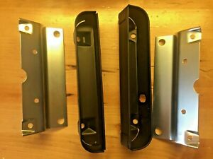 70 74 Cuda Barracuda New Arm Rest Pull Cups And Brackets