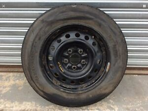 02 03 04 05 06 Toyota Camry Wheel Rim 15x6 1 2 And Tire Prometer 205 65r15 Er 2