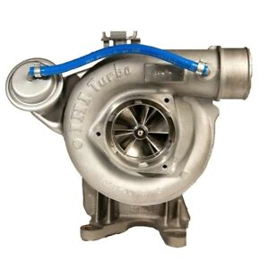 Duramax Tuner Stealth 67mm G2 Drop In Turbo For 01 04 6 6l Lb7 Duramax Diesel