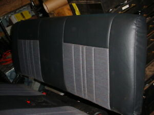 95 98 Suzuki Sidekick Suv 4x4 Rear Bench Seat Gray Nice Condition Original