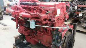 2014 Cummins Isx 400hp Engine Assembly Cpl3937 79672127 Ran Good 4956008